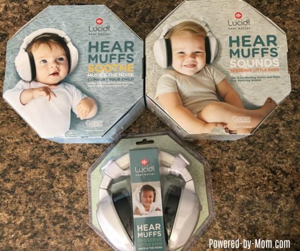 Lucid HearMuffs - Powered by Mom