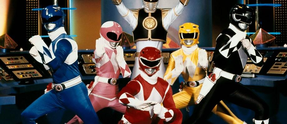 Power Rangers Costume Everyone Will Love