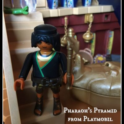 Playmobil Introduces Pharaoh's Pyramid