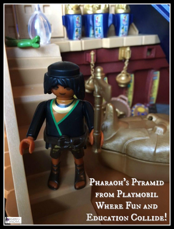 Pharaoh's Pyramid from Playmobil