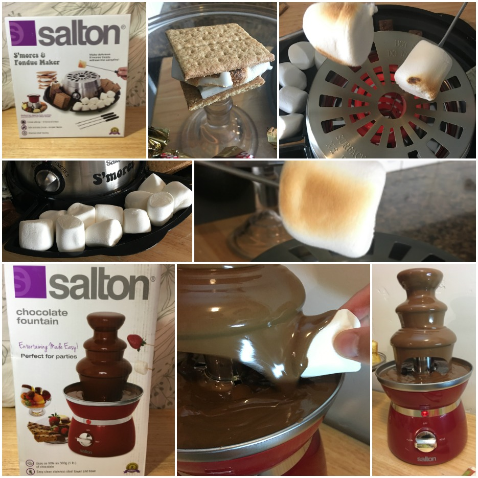 Salton Appliance - Powered by Mom