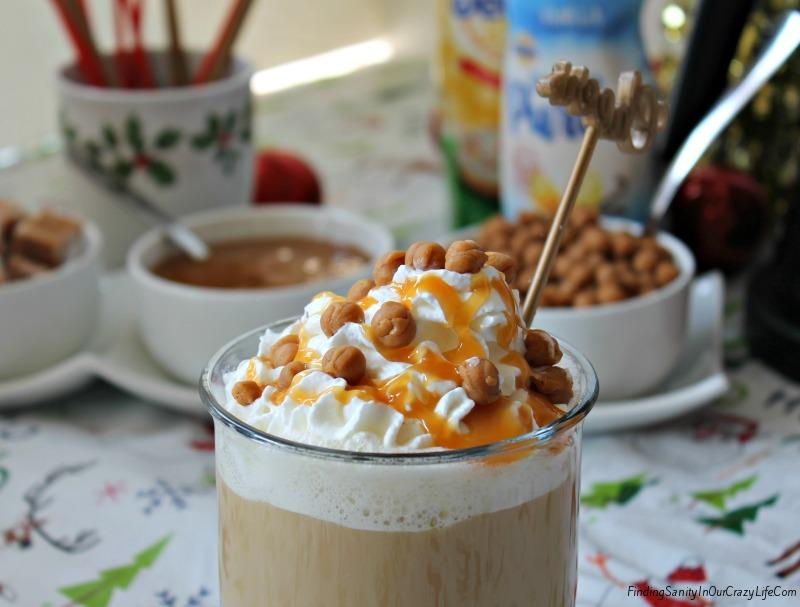 Sugar Cookie Caramel Latte