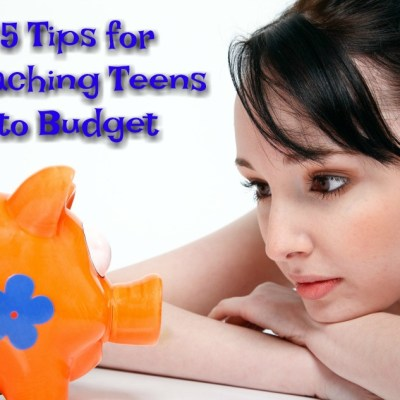 Debit Card for Teens – Budgeting Tips