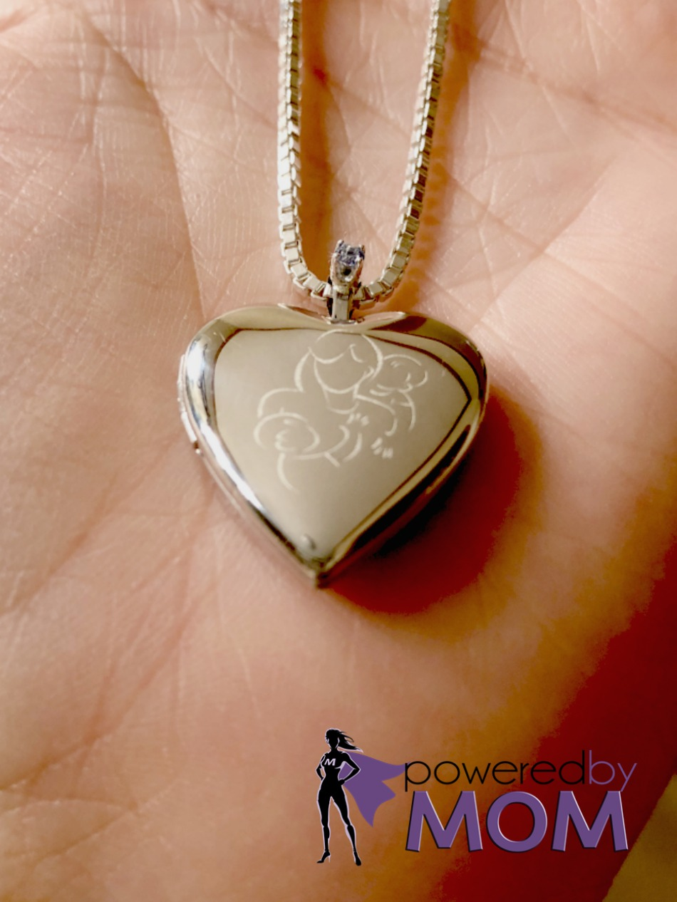 Photo Locket Keeps Precious Memories Close by Our Heart