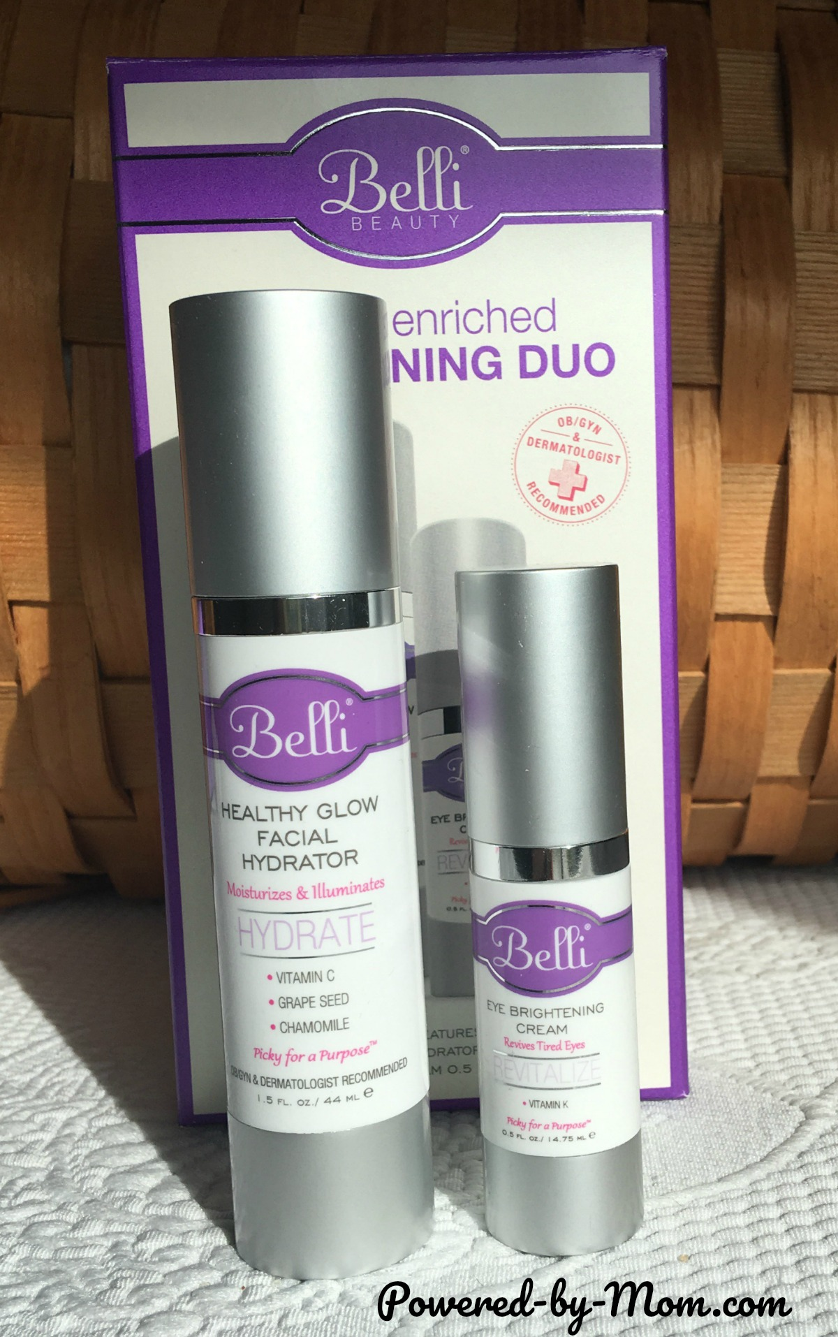 Belli Beauty Review - Powered by Mom