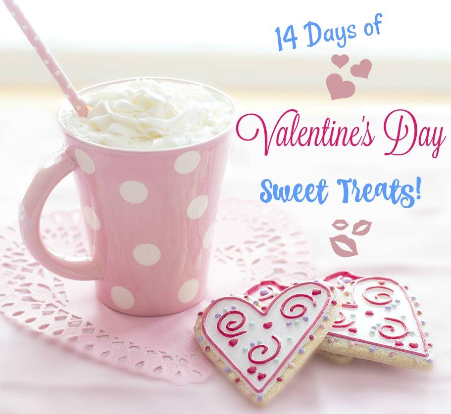 valentine's sweet treats