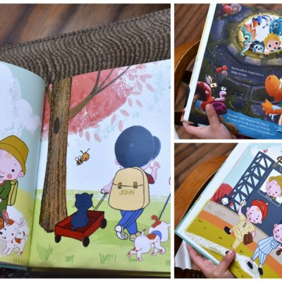 Personalized Books and Personalized Board Game