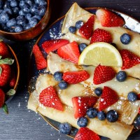 delicious and easy crepes