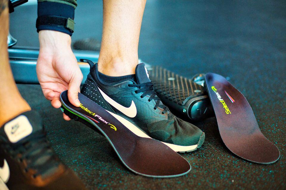 SelectFlexx shoe insert