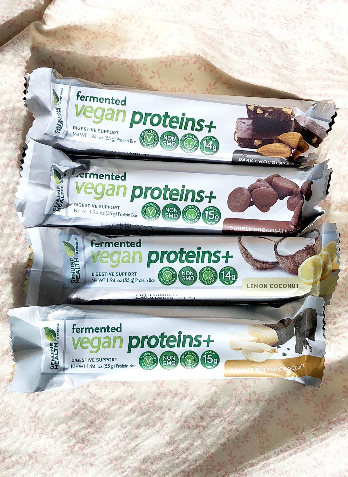 Great for gut health and immune support, these bars offer the most complete absorption of protein and nutrients available.