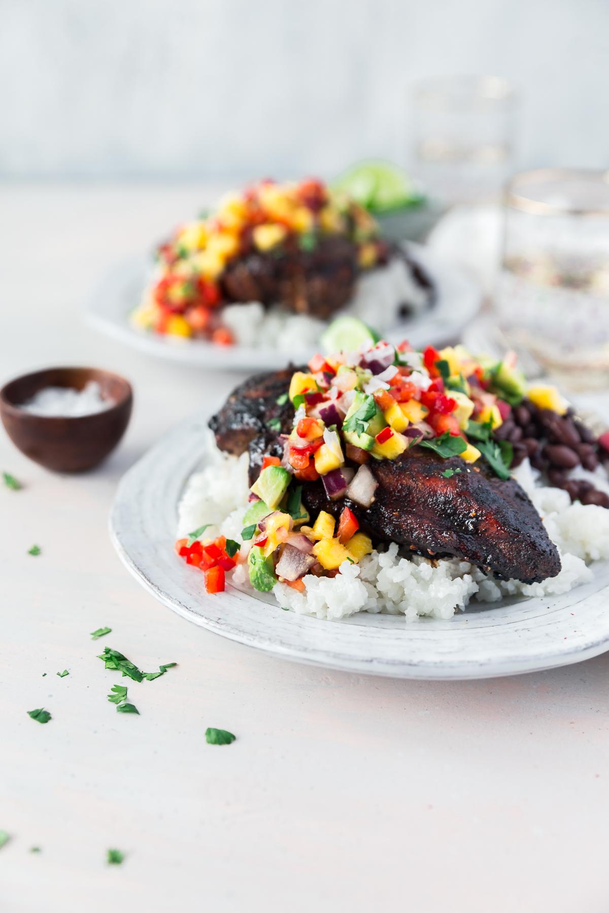 Easy and Delicious Jamaican Jerk Chicken Recipe