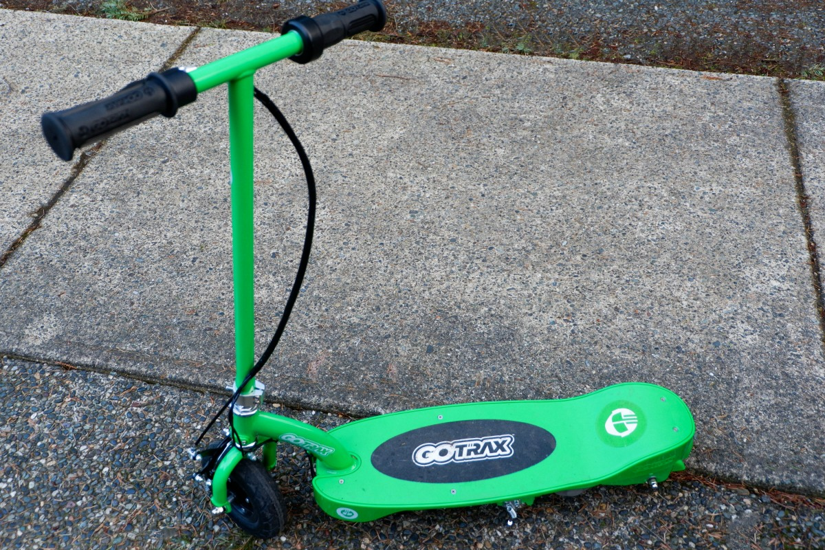 Gotrax Glider Cadet Electric Scooter Powered By Mom
