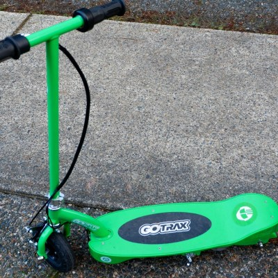 GOTRAX Glider Cadet Electric Scooter