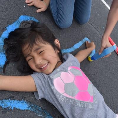 5 Ways to Use Sidewalk Chalk to Keep Children Occupied Outdoors