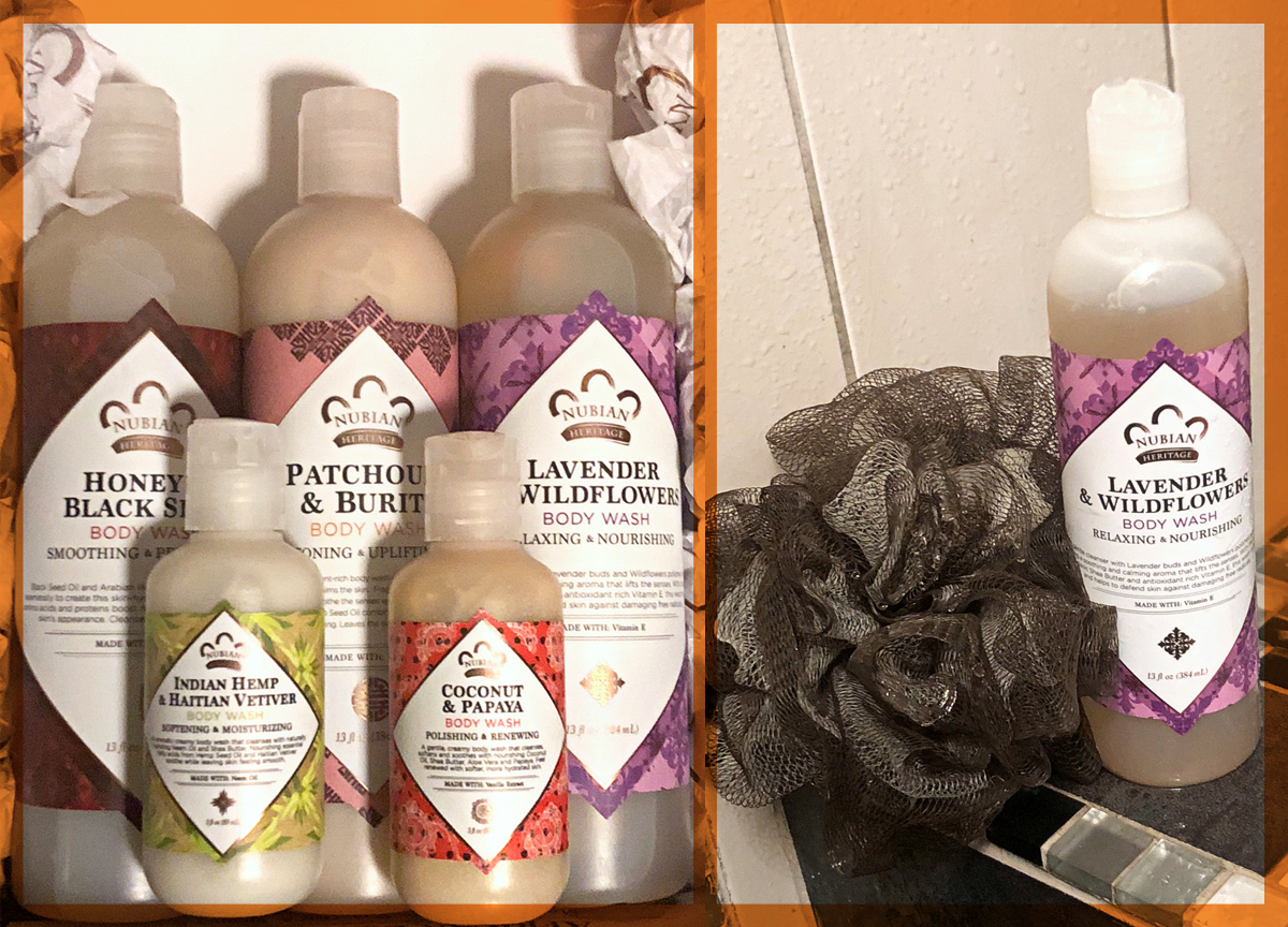 Nubian Heritage Wellness Collection