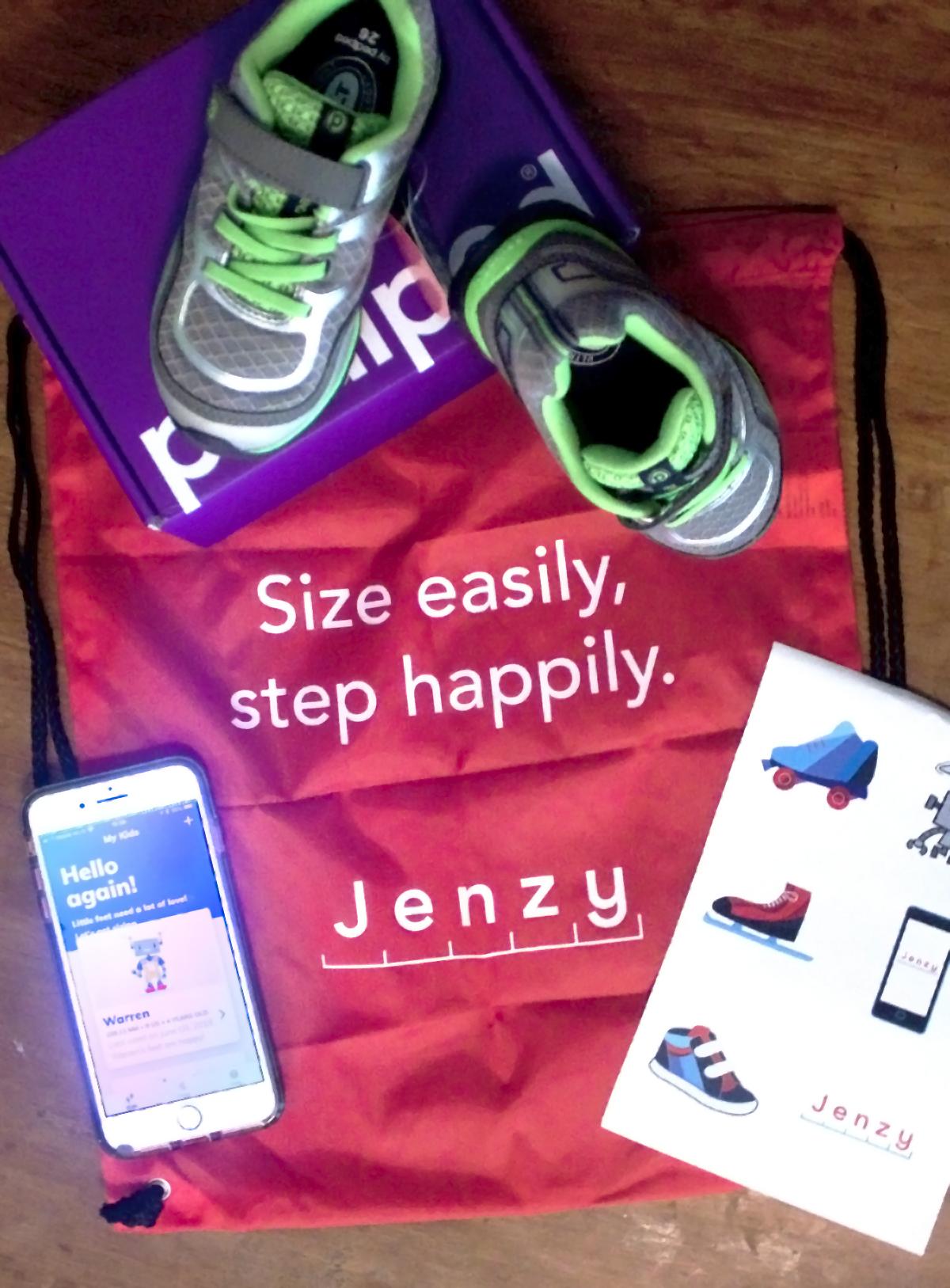 Jenzy app