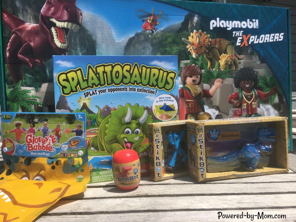 Best Dinosaur Toys - Powered by Mom