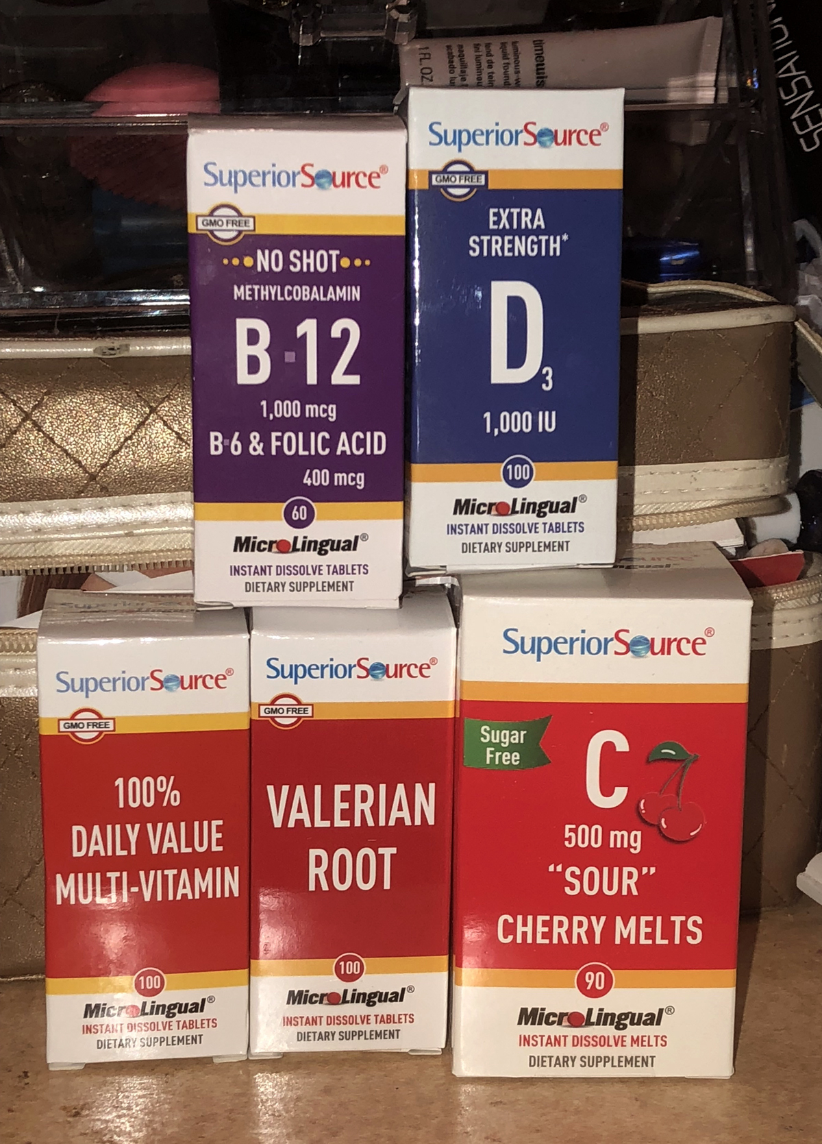 Essential Nutrition from Superior Source Vitamins