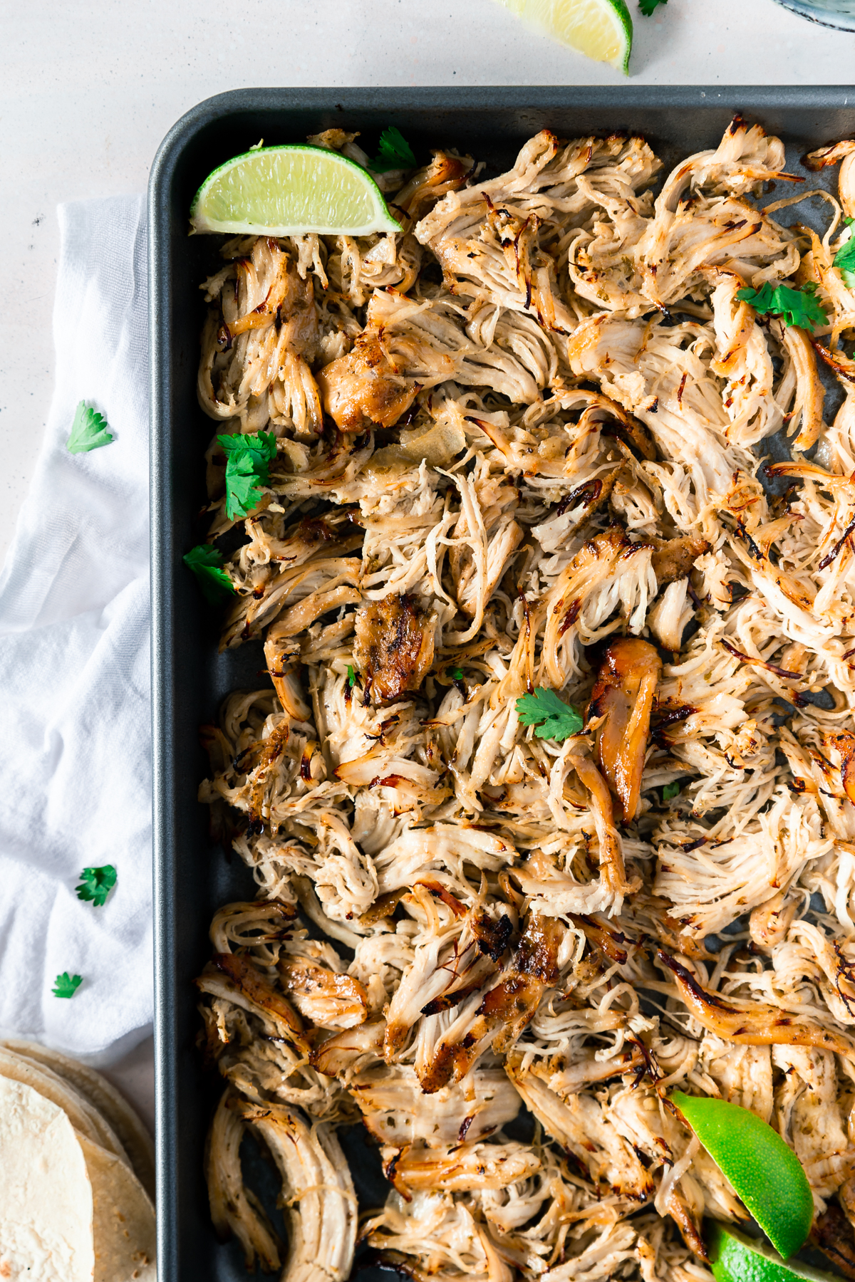 instant pot chicken carnitas - slow cooker option too