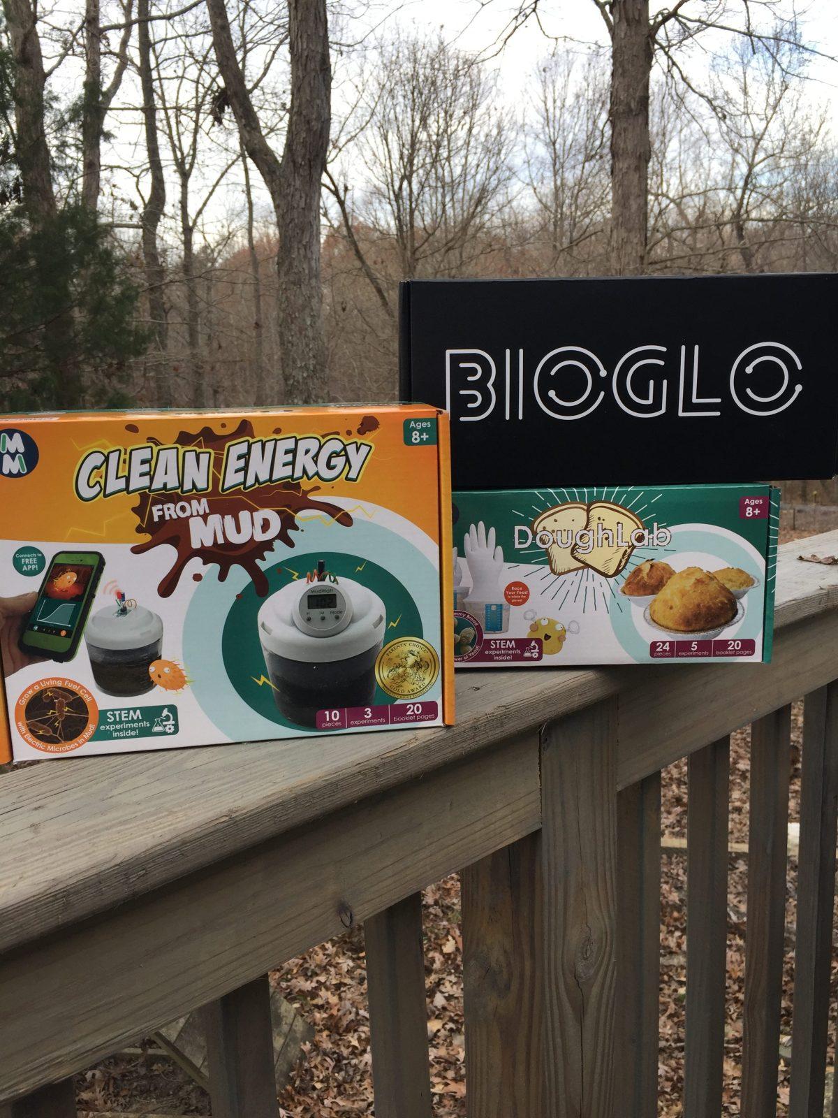 Bioglow, Muddwatt, doughlab