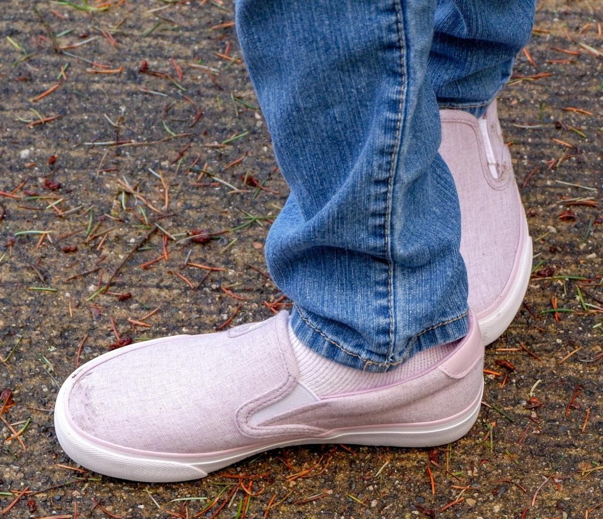Lugz Oxford Sneaker