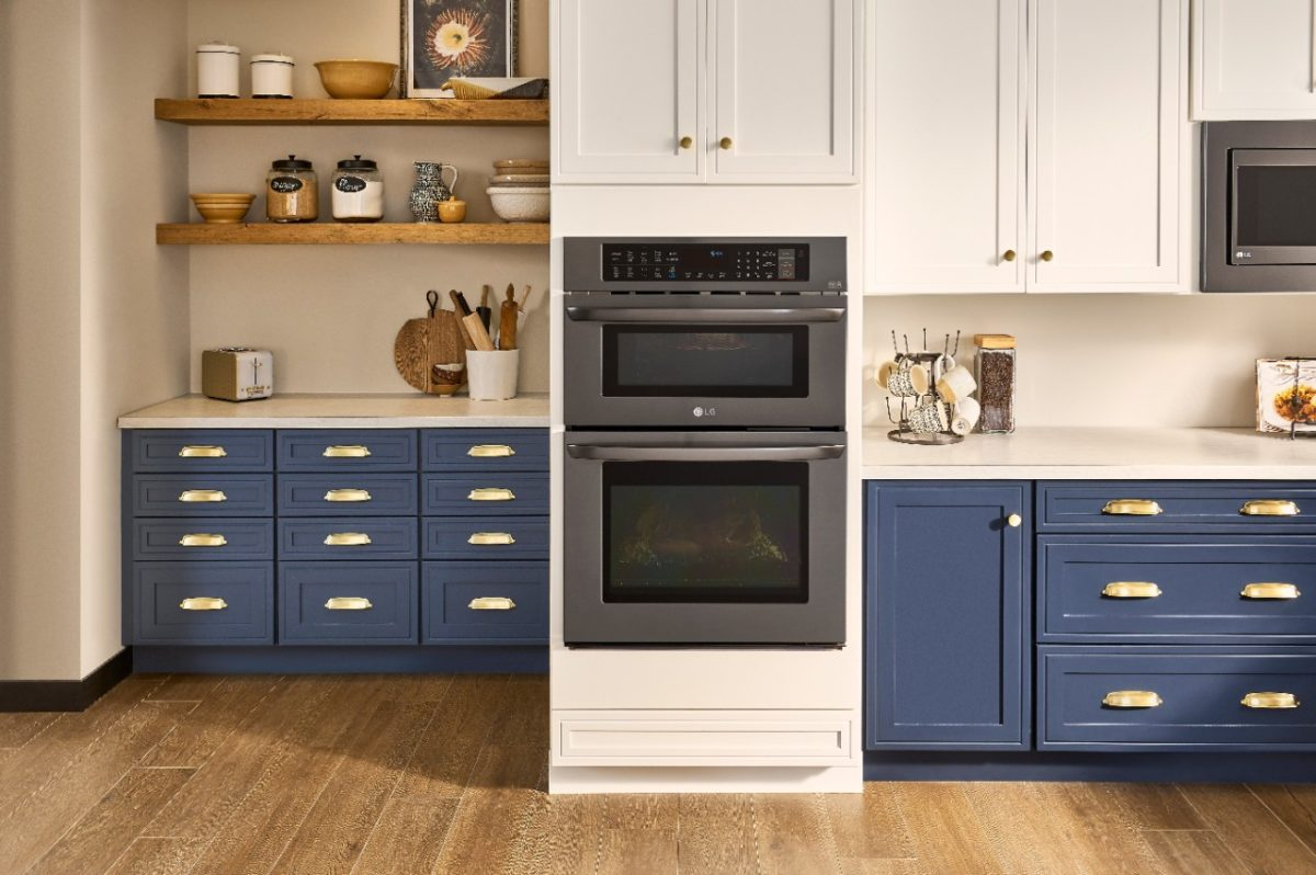 LG, appliances, kitchen, oven, Best Buy, double wall oven
