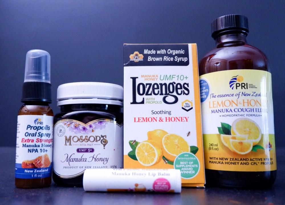 winter wellness protection, prevention and care #manukahoney #honey #wellness