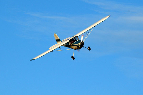 flying lessons experience