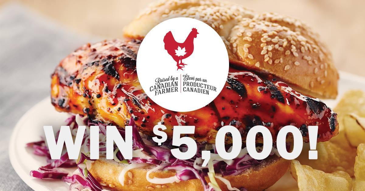 chicken farmers of Canada