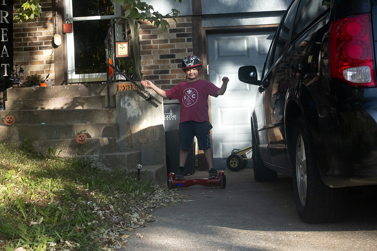 Swagtron Twist Remix Hoverboard Benefits Kids