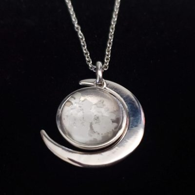 One of a kind gift of moon dust