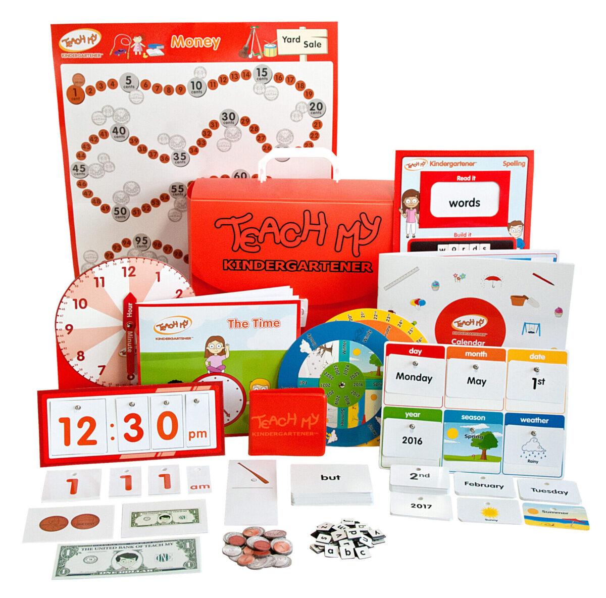teach my kindergartner kit