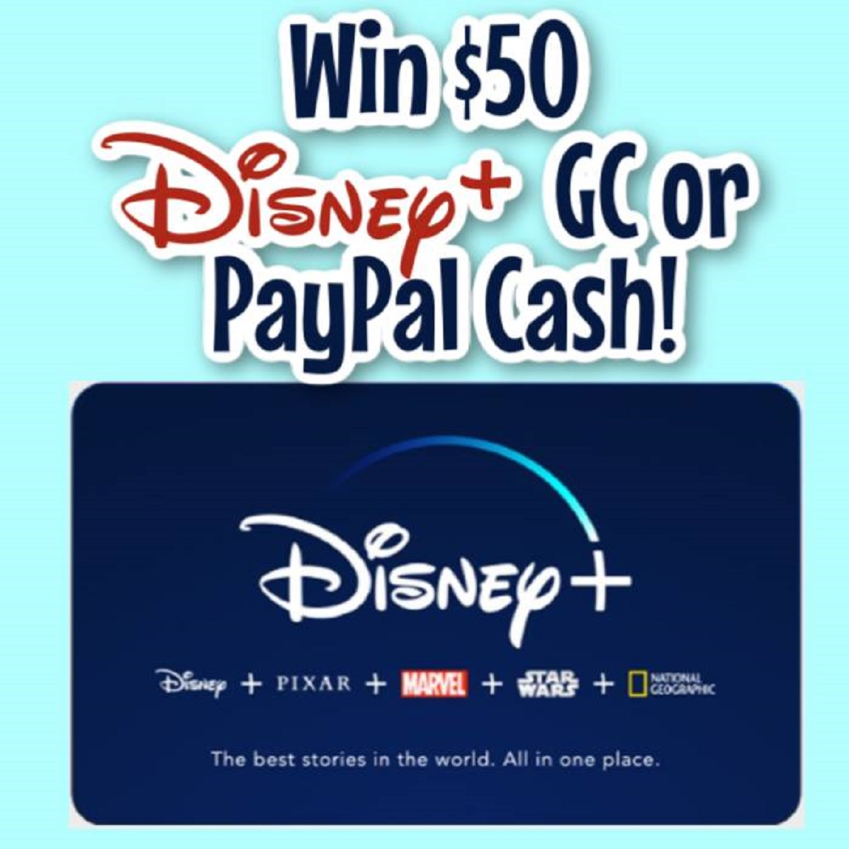 Magical Time Disney+ Paypal $50button