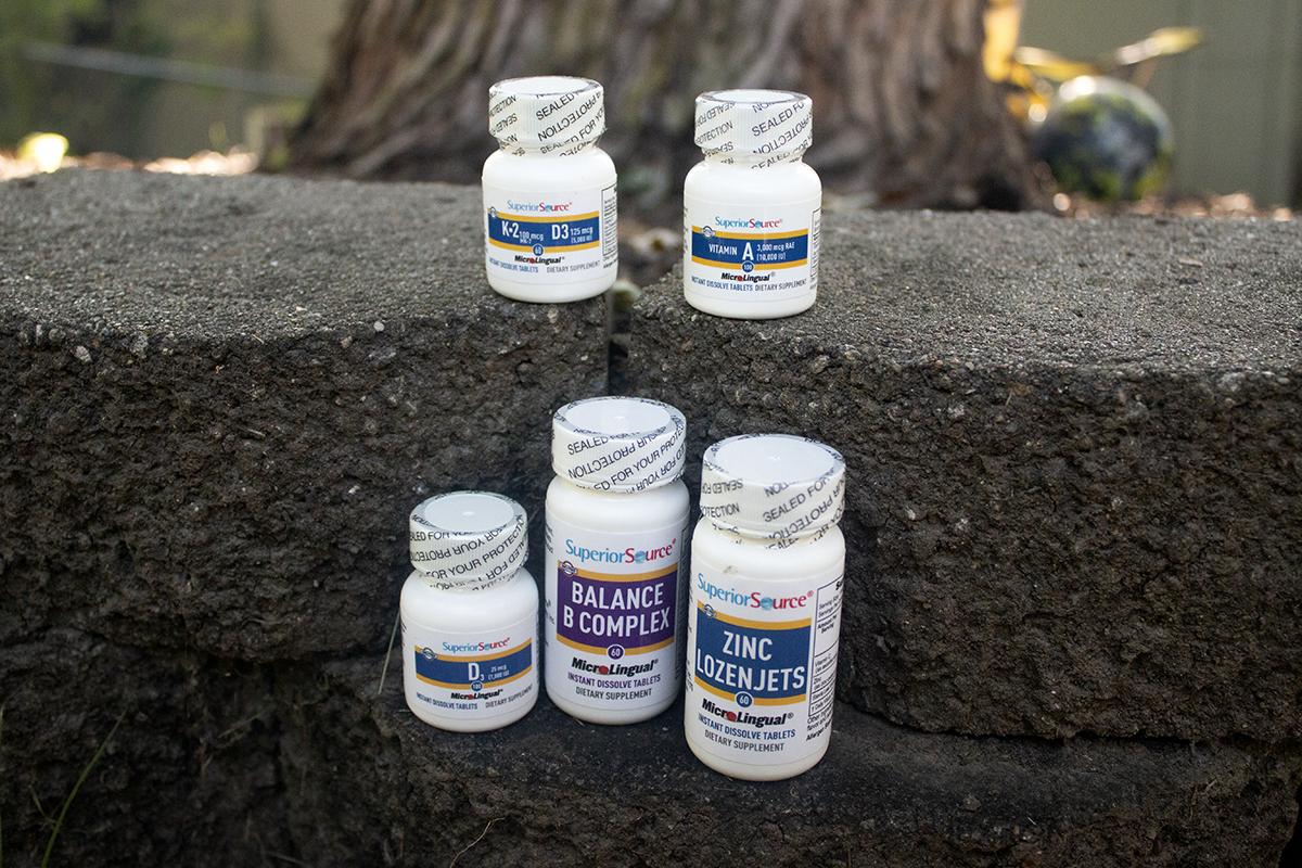 Summer Immune Support Supplements