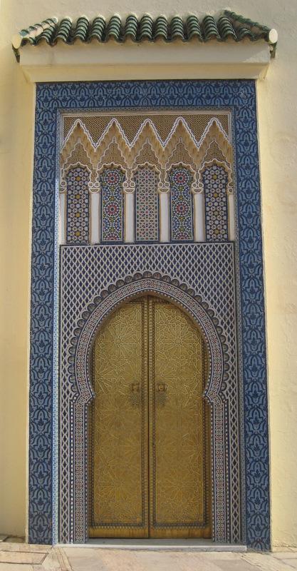 Fez Morocco door