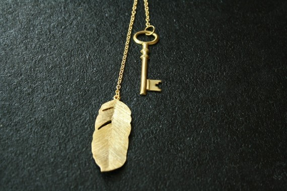 freshy fig necklace