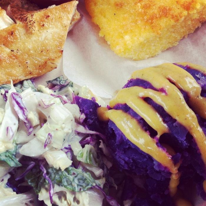 I heart nalo old Sweet Home Waimanalo plate lunch