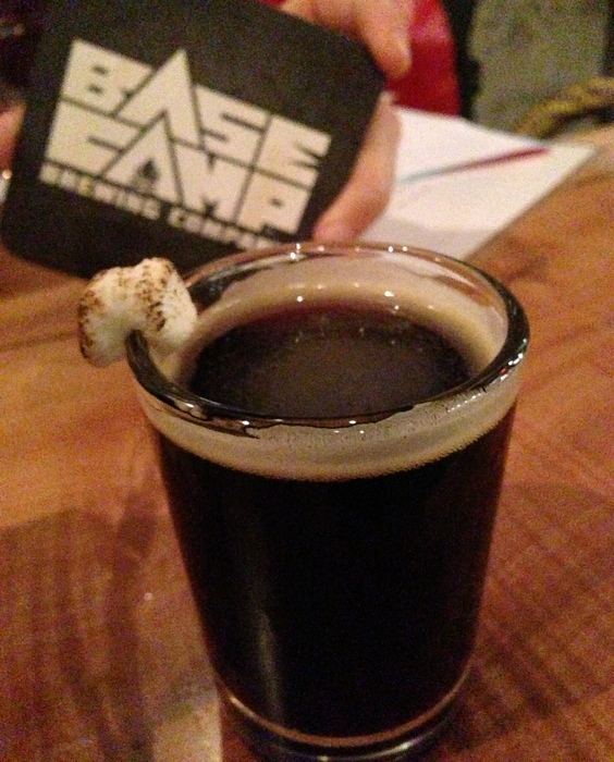 Basecamp Brewing Smore Stout