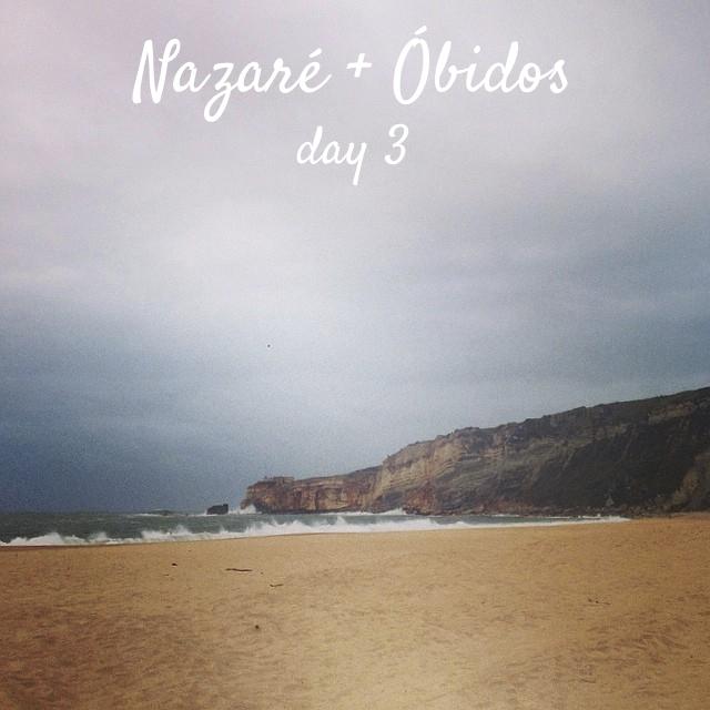 Nazare Obidos Portugal