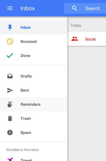 Inbox Nav