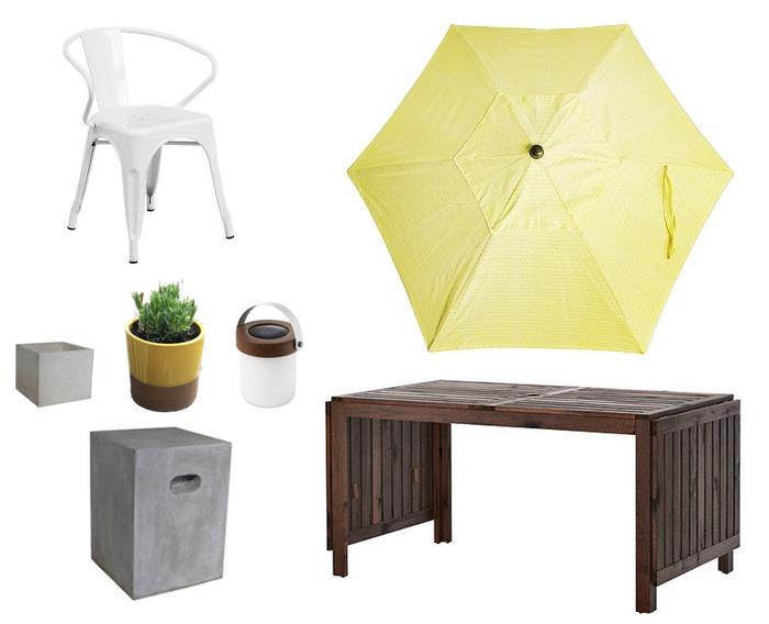 patio planning