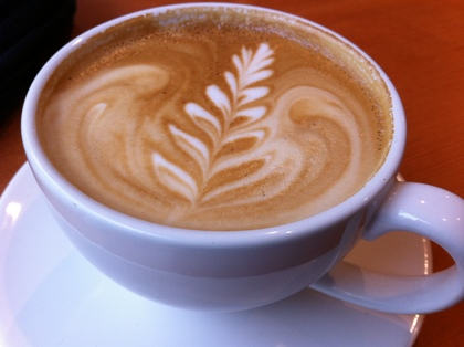 latte Public Domain - things to drink in Portland