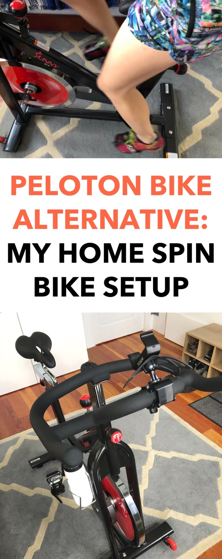 peloton alternative, at home spin bike set up home gym