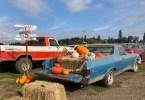 pumpkin car at Portland Pumpkin patches