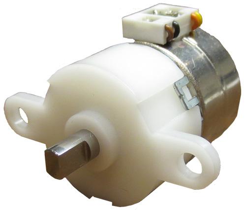 Custom Electric Permanent Magnet Stepper Motors Design