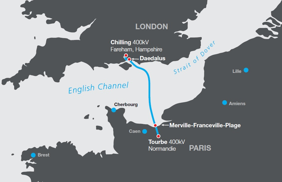 Interconnexion France-Angleterre (IFA) interconnector