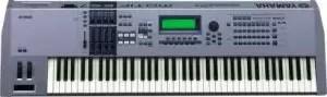 Backline Equipment Rentals Houston-Yamaha Motif ES8 Keyboard