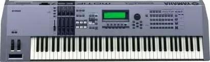 Yamaha Motif ES8 Keyboard