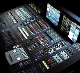 Professional Digital Mixing Consoles