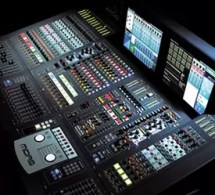 Professional Digital Mixing Consoles